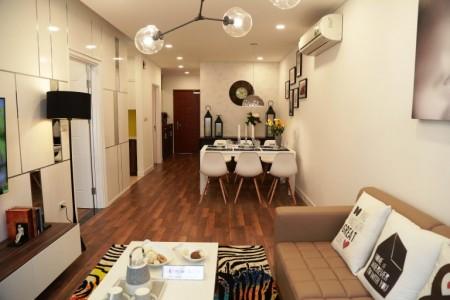 Goldmark City - Cho thuê gấp căn hộ 2PN đầy đủ nội thất vào ở ngay, 78m2, ,