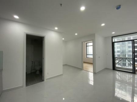 Cho thuê chung cư Nguyễn Kim lô B Quận 10, diện tích 55m2, 2 phòng ngủ nhà trống mới nhận, giá cho thuê 7,5tr/tháng, 55m2, 2 phòng ngủ,