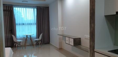 Cho thuê căn hộ chung cư cao cấp Botanica Premier 36m2, 1PN đã full nội thất, 36m2, 1 phòng ngủ, 1 toilet
