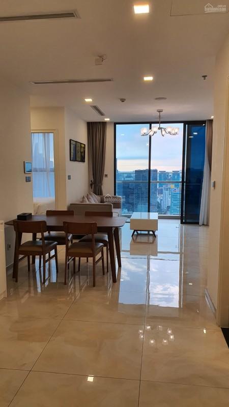 Cho thuê căn hộ nội thất Ý cao cấp Vinhomes Ba Son, dtsd 121m2, 3 PN, giá 28 triệu/tháng, tầng cao, 121m2, 3 phòng ngủ, 2 toilet