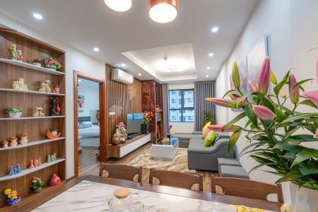 Cho thuê chung cư Goldmark, 2 phòng ngủ, 14 triệu/tháng full đồ, 80m2, ,
