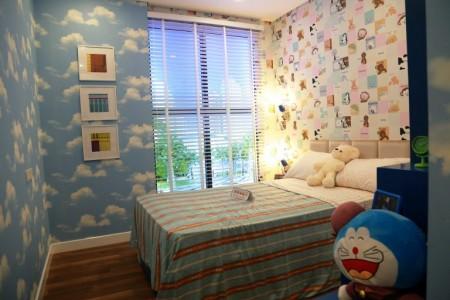 Cho thuê căn hộ cao cấp 3PN đồ cơ bản tại Goldmark City 136 Hồ Tùng Mậu 12tr/th, 120m2, ,