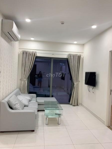Cho thuê căn hộ chung cư Diamond Lotus Phúc Khang, Quận 8, 62m2, 2PN, 62m2, 2 phòng ngủ, 1 toilet