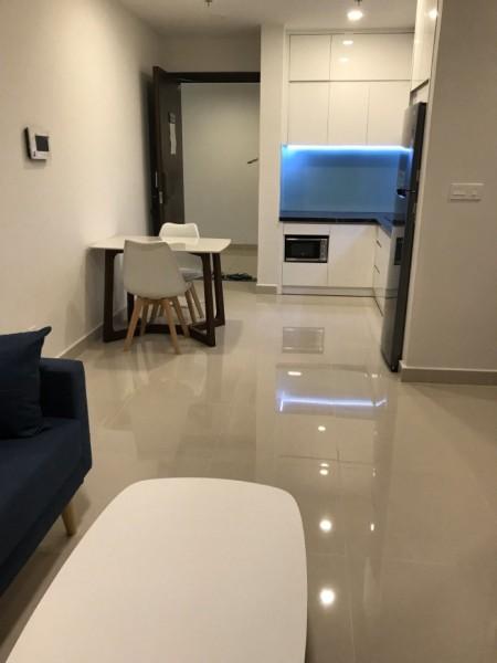 Cho thuê căn hộ Newton Residence 1 phòng ngủ riêng biệt Nội thất đẹp Giá #13Tr (bao phí), 53m2, 1 phòng ngủ, 1 toilet