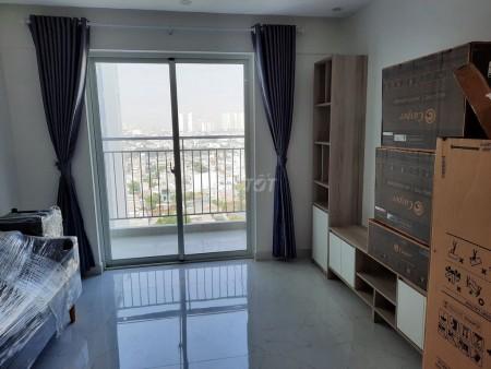 Cho thuê căn hộ chung cư cao cấp Conic Riverside Tạ Quang Bửu, Quận 8. 50m2, 2PN, 50m2, 2 phòng ngủ, 1 toilet