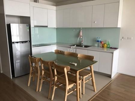 Căn hộ chung cư Mipec Riverside cho thuê chỉ 12 triệu cho căn 80m2, 2PN, 2WC, 80m2, 2 phòng ngủ, 2 toilet