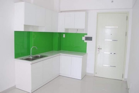 Cho thuê căn hộ 51m2 view Phan Văn Hớn 2 phòng ngủ nhà trống giá 6 triệu. Nhận nhà ở luôn, 51m2, 2 phòng ngủ,