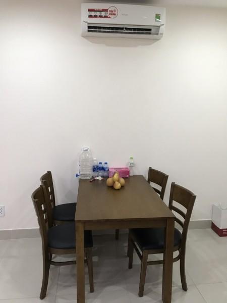Cho thuê căn 2PN Himlam Riverside Q7 full NT có ban công giá 11tr, 75m2, 2 phòng ngủ, 2 toilet