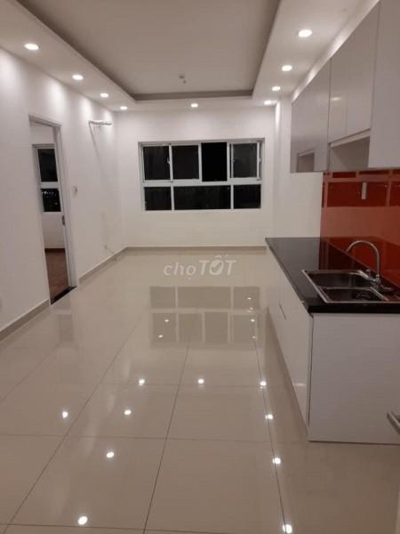 Cho thuê căn hộ chung cư cao cấp 9 View Apartment giá thuê 7tr5/tháng, 58m2, 2PN, 2WC, 58m2, 2 phòng ngủ, 2 toilet