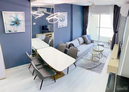 The Everrich cần cho thuê căn hộ 2 PN, có sẵn đồ dùng, dtsd 86m2, tầng cao, giá 12.5 triệu/tháng, 86m2, 2 phòng ngủ, 2 toilet