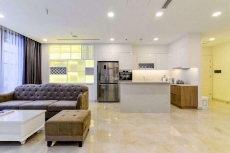 Cho thuê căn hộ chung cư Masteri Thảo Điền sang chảnh, hiện đại, đủ tiện nghi, tiện ích, 90m2, 3 phòng ngủ, 2 toilet