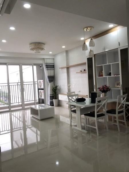 Cho thuê căn hộ cao cấp Sunrise City Quận 7, Căn 2PN đầy đủ nội thất mới đẹp, 76m2, 2 phòng ngủ, 2 toilet