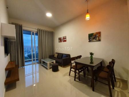 Cho thuê căn hộ chung cư cao cấp đầy đủ tiện nghi nội thất Golden Mansion 75m2, 2PN, 2WC, 75m2, 2 phòng ngủ, 2 toilet