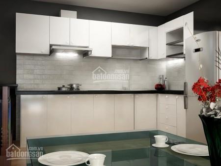 Trống căn hộ tầng cao yên tĩnh rộng 64m2, 2 PN, giá 10 triệu/tháng, cc Riverside 90, 64m2, 2 phòng ngủ, 2 toilet