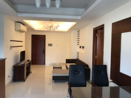 Cho thuê CH 107 Trương Định, 2PN trang bị sẵn nội thất, Giá tốt #16Tr, 78m2, 2 phòng ngủ, 2 toilet