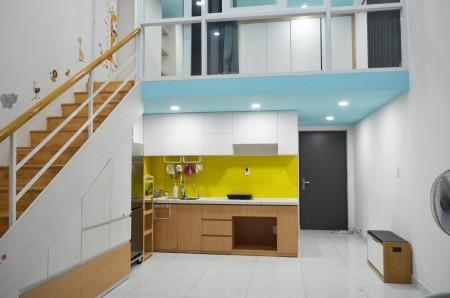 Duplex 2 tầng 1PN 50m² cực đẹp, giá yêu thương., 48m2, 1 phòng ngủ, 1 toilet