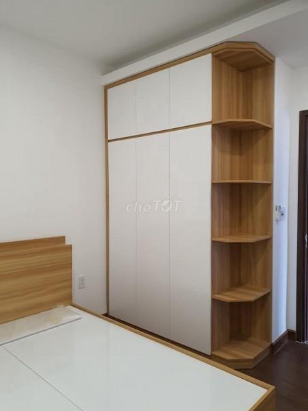 Cho thuê căn hộ chung cư cao cấp Quận Bình Thạnh Richmond city 66m2, có 2PN, 66m2, 2 phòng ngủ, 2 toilet