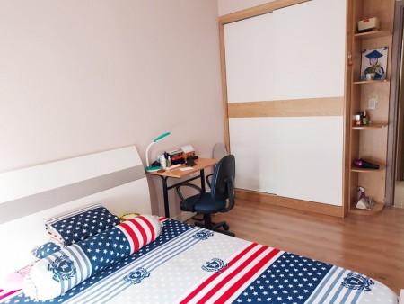 Chính chủ cần cho thuê căn hộ Galaxy9 Q4, diện tích 100m2,3pn,2wc nhà đầy đủ nội thất giá 18tr/th, 109m2, 3 phòng ngủ, 2 toilet