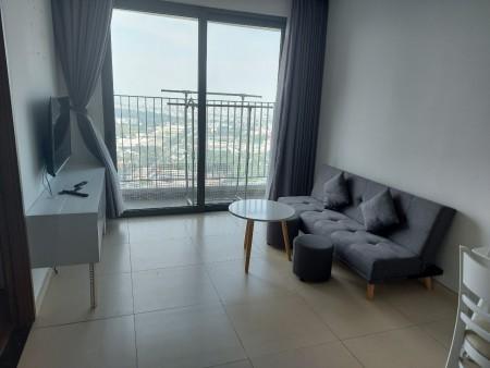 Cho thuê căn hộ 2 phòng ngủ The Pegasuite 1 Full nội thất tầng 33, 69m2, 2 phòng ngủ, 2 toilet