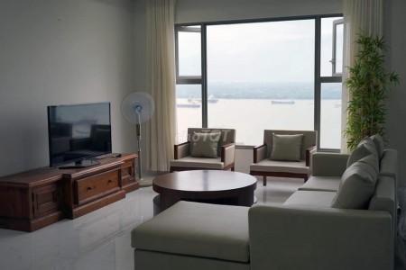 Cho thuê căn hộ chung cư Cộng Hòa Garden tầng 9, block B, 75m2, 2PN, 2WC, 75m2, 2 phòng ngủ, 2 toilet