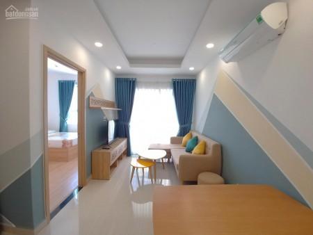 Căn hộ 3 PN, đô dùng cơ bản cần cho thuê giá 12 triệu/tháng, dtsd 90m2, cc Saigonres Plaza, 90m2, 3 phòng ngủ, 2 toilet