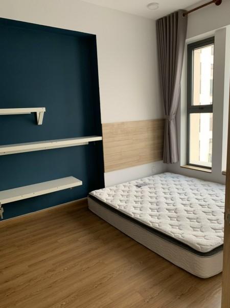 Cho thuê căn hộ La Astoria 2, có 2pn Nhà có nội thất. Giá thương lượng O9I886O3O4, 55m2, 2 phòng ngủ, 1 toilet