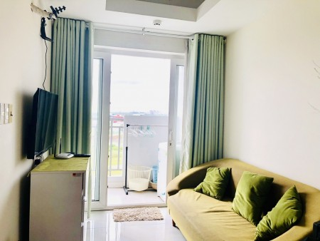 Cho thuê căn hộ Homyland 2, phòng khách có bancon, view sông, nội thất đầy. Giá thương lượng. O9I886O3O4, 66m2, 2 phòng ngủ, 2 toilet
