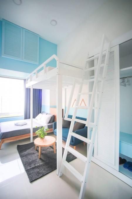 Cần cho thuê căn hộ Officetel River Gate - Quận 4 - giá 9.5 triệu, 30m2, ,