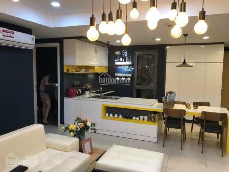 Có căn hộ rộng 108m2, 3 PN, kiến trúc đẹp cần cho thuê giá 22 triệu/tháng, cc The Prince Phú Nhuận, 108m2, 3 phòng ngủ, 2 toilet