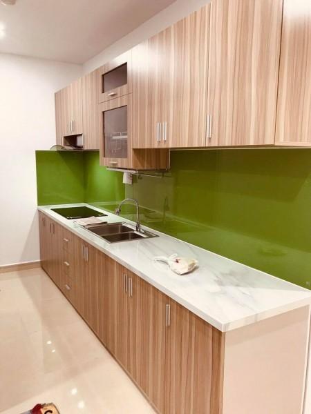 Chung cư Cityland cho thuê căn hộ 2PN nội thất đã hoàn thiện cơ bản, Giá tốt 11Tr, 76m2, 2 phòng ngủ, 2 toilet
