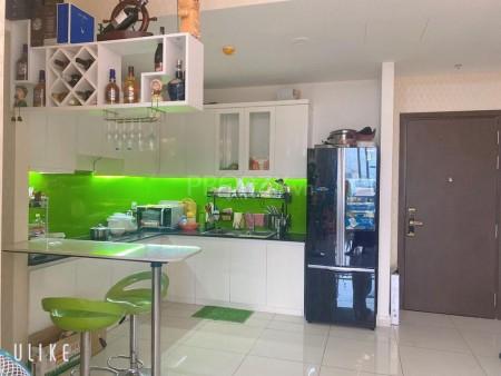 Cho thuê căn hộ chung cư Golden Mansion - Phú Nhuận, 75m2, 2PN, 2WC, 75m2, 2 phòng ngủ, 2 toilet