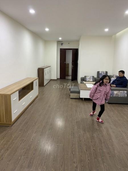 Cho thuê căn hộ chung cư 60B Nguyễn Huy Tưởng, 115m2, 3PN, 2WC, 115m2, 3 phòng ngủ, 2 toilet