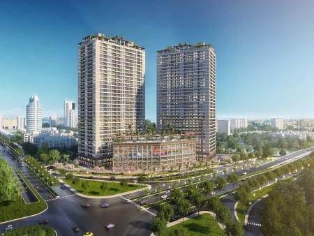 Cho Thuê Gấp Căn Hộ Lavida Plus - Officeteal Ngay Mặt Tiền Nguyễn Văn Linh, Quận 7, 28m2, 1 phòng ngủ, 1 toilet
