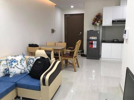Căn hộ Carillon cho thuê 2PN, Full nội thất, căn góc, 2 view, Giá tốt 12Tr, 68m2, 2 phòng ngủ, 2 toilet