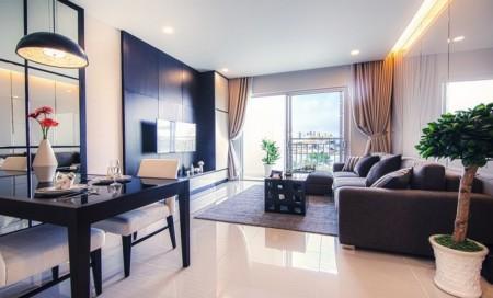 Cho thuê Lavida Plus quận 7 - 1PN giá 7 triệu/th có nội thất LH 0911 079 751, 32m2, 1 phòng ngủ, 1 toilet