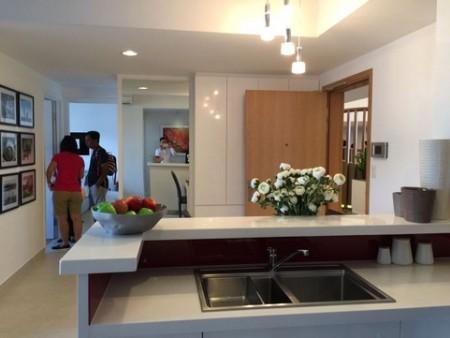 Căn hộ RichStar cho thuê căn 2PN, 2WC diện tích 65m2 giá 11 triệu/tháng, 65m2, 2 phòng ngủ, 2 toilet