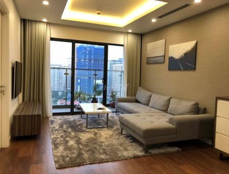 Cho thuê gấp chung cư cao cấp bậc nhất khu vực Vũ Trọng Phụng với giá cực ưu đãi:, 75m2, 2 phòng ngủ, 2 toilet