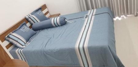 Cho thuê căn hộ 2 phòng ngủ 1WC NTCB 7 tr/th, full nội thất 9 tr/th : 0706334481, 53m2, 2 phòng ngủ, 1 toilet