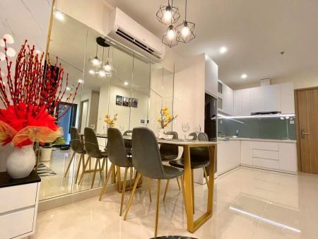 Cho thuê căn hộ chung cư cao cấp Vinhomes Grand Park, 2PN, 1WC, 59m2, 2 phòng ngủ, 1 toilet