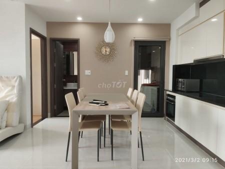 Cho thuê căn hộ chung cư The Everrich Infinity cao cấp ngay trung tâm Quận 5, 82m2, 2 phòng ngủ, 2 toilet