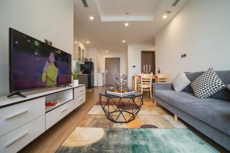 Gía cho thuê CH rẻ nhất Vinhomes Greenbay, cho thuê CH 2PN - 70m2 nội thất cao cấp sang trọng., 70m2, 2 phòng ngủ, 2 toilet