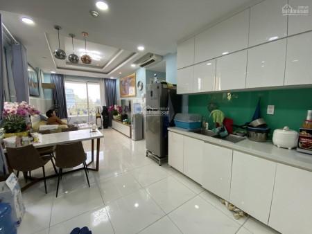Cho thuê căn hộ The Botanica rộng 75m2, 2 PN, thiết kế thông thoáng, giá 14 triệu/tháng, 75m2, 2 phòng ngủ, 2 toilet