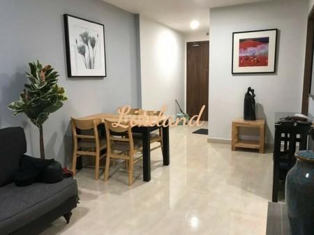 Cho thuê căn hộ Centana Thủ Thiêm Lầu 28, 2 phòng 2wc, trang bị nội thất đẹp. Giá TL. 0918860304, 65m2, 2 phòng ngủ, 2 toilet