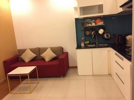 Cho thuê căn hộ dịch vụ Dương Bá Trạc phường 2 quận 8 giá rẻ, 37m2, 1 phòng ngủ, 1 toilet
