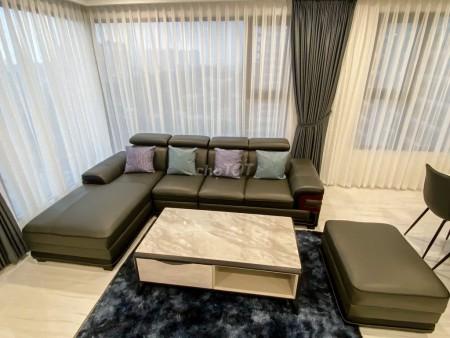 Cho thuê căn hộ chung cư Kingdom 101, 3PN, 2WC , Căn góc view toàn cảnh thành phố siêu đẹp, 103m2, 3 phòng ngủ, 2 toilet