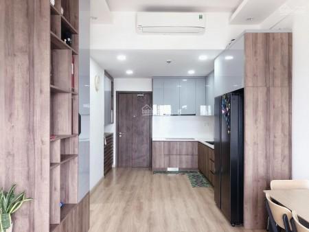 Masteri Gò Vấp có căn hộ trống 74m2, căn góc 2 PN cần cho thuê giá 15 triêu/tháng, LHCC, 74m2, 2 phòng ngủ, 2 toilet