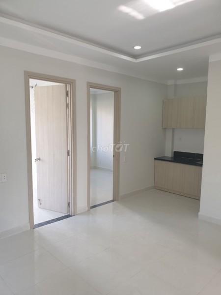Cho thuê căn hộ chung cư Hiệp Thành Building 65m2, 2PN, 1WC giá thuê 6 triệu/tháng, 65m2, 2 phòng ngủ, 1 toilet