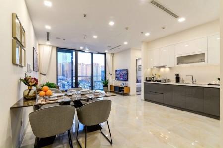 Cho thuê căn hộ chung cư New City Mai Chí Thọ, Quận 2. Diện tích 65m2, có 2PN, 2WC, 65m2, 2 phòng ngủ, 2 toilet