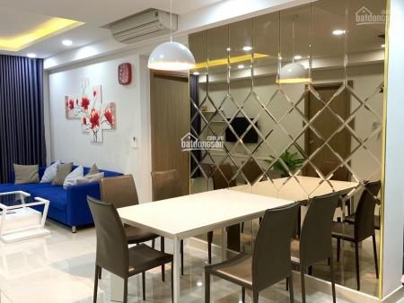 Cho thuê căn hộ 102m2, kiến trúc đẹp, 2 PN, tầng cao cc Him Lam Chợ Lớn, giá 10 triệu/tháng, 86m2, 2 phòng ngủ, 2 toilet