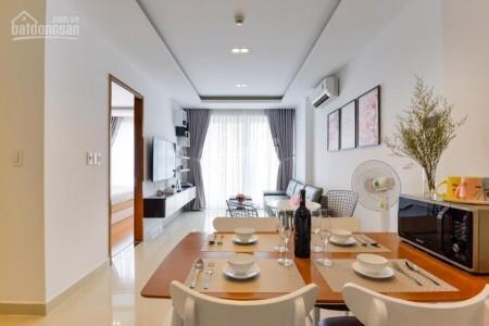 Vừa nhận căn hộ dạng Officetel cần cho thuê giá 7 triệu/tháng, dtsd 40m2, 1 PN, cc Sky Center, 40m2, 1 phòng ngủ, 1 toilet